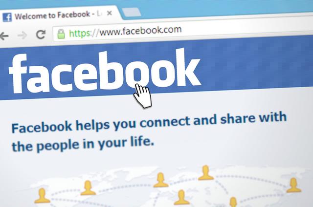 Stránka Facebooku